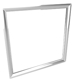 Fiam Large Mirror Frame