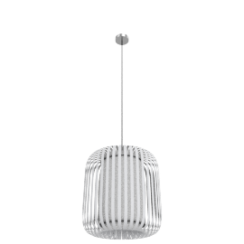 Polly small ceiling light, white