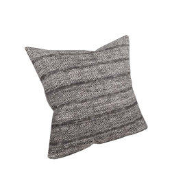 Silk Pillow in Big Diamonds - 20x20