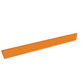 Briley Wall Shelf, Orange
