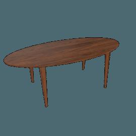Cherner Oval Table - 84''