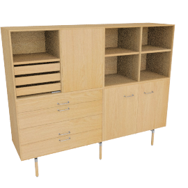 Ven Mixed Wall Unit