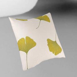 Marimekko Biloba Cushion, Green