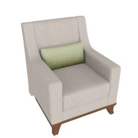Runner Accent Chair