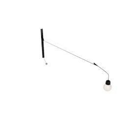 Prouvé Potence Lamp - Black