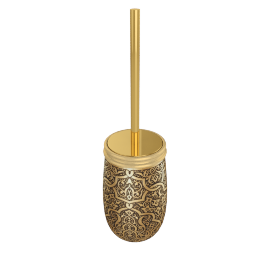 Catalufa Toilet Brush Holder with Brush