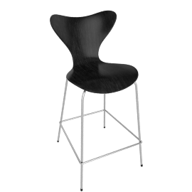 Series 7 Barstool - High Gloss