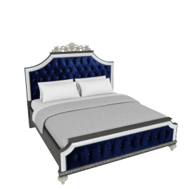 Theia Bed - 200 x 210 cms