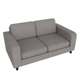Hoxton Sofa, Garcia Grey