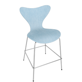 Series 7 Counter Stool - Lacquer