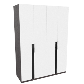 Betrib Three-plus Door Wardrobe