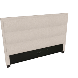 Stellar Ace King Headboard, Beige