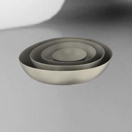 Nigella Lawson Mixing Bowls, Set of 4, Cream