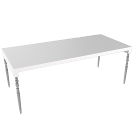Cappellini New Antiques Restaurant Table - Rectangular