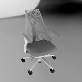 Sayl® Task Chair - White