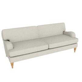 Penryn Grand Sofa, Darwen Natcoal