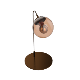 Modo Table Lamp - Bronze