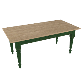 Rochelle rectangular dining table