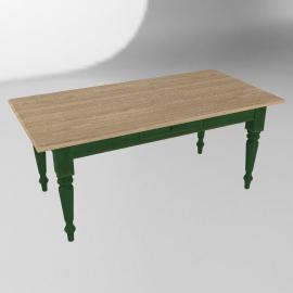 Rochelle rectangular dining table