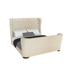 Royale High End Bedstead, Super king