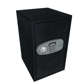Electronic Safe with Storage