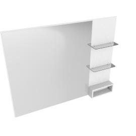 Betrib Dresser Mirror, White