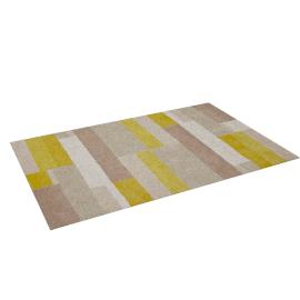 Grid Rug, 170x110cm, Fennel