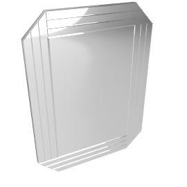 Burgate Mirror, 101 x 76cm