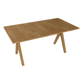 Bethan Gray for John Lewis Noah 4-6 Seater Extending Dining Table