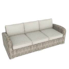 Tahiti 3-seater Sofa