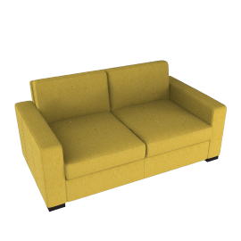 Portola Sofa - 66 in Ultrasuede