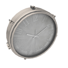 Orton Round Wall Clock
