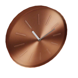 Bucrus Wall Clock