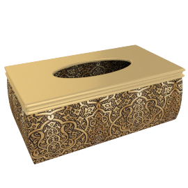 Catalufa Tissue Box Cover