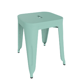 Marais Stool 18 in. - Mint