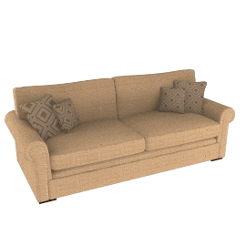 Romsey Grand Sofa, Beige