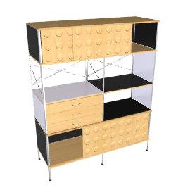Eames® Storage Unit - 4x2