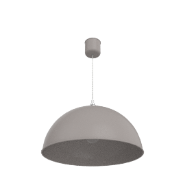 Plymouth Pendant, Taupe