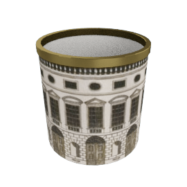 architettura paper basket by fornasetti