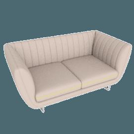 Lucca 2-seater Sofa