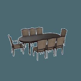 Mirage 8-seater Dining Set