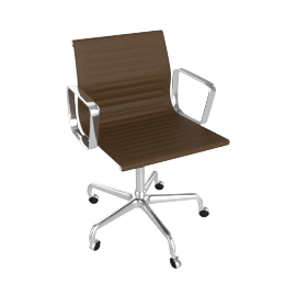 Eames® Aluminum Management Chair