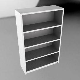 John Lewis Mitchell Bookcase, H122cm