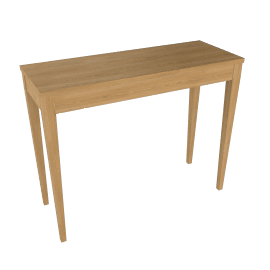 John Lewis Miso Bar Table