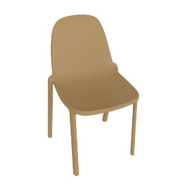 Broom Chair - Natural