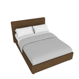 Giorgia Bed Frame Cover - 155x205 cms