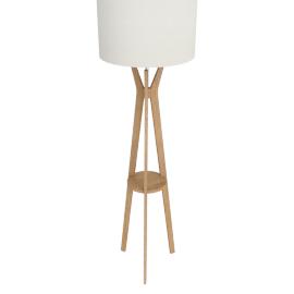 i4DZINE Trafalgar Tripod Floor Lamp