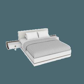 Amelia King Bed Set - 180x210 cms