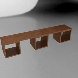 Studio North Modular Shelving Package E