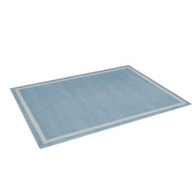 Parker Tufted Rug - 120x160 cms, Blue